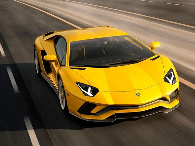 1.700 chiec Lamborghini sap bi trieu hoi o My hinh anh