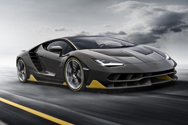Thu thach fan sieu xe: Nhung bi mat ve thuong hieu Lamborghini hinh anh 7