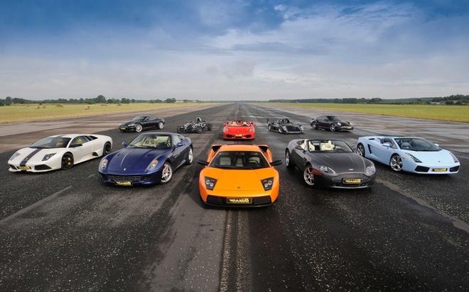 Thu thach fan sieu xe: Nhung bi mat ve thuong hieu Lamborghini hinh anh 3