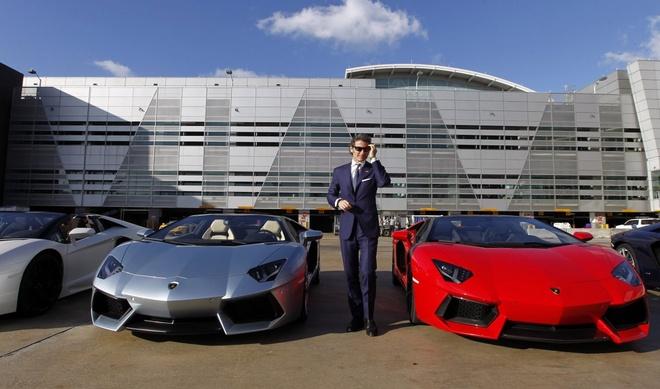 Thu thach fan sieu xe: Nhung bi mat ve thuong hieu Lamborghini hinh anh 8