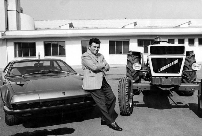 Thu thach fan sieu xe: Nhung bi mat ve thuong hieu Lamborghini hinh anh 2