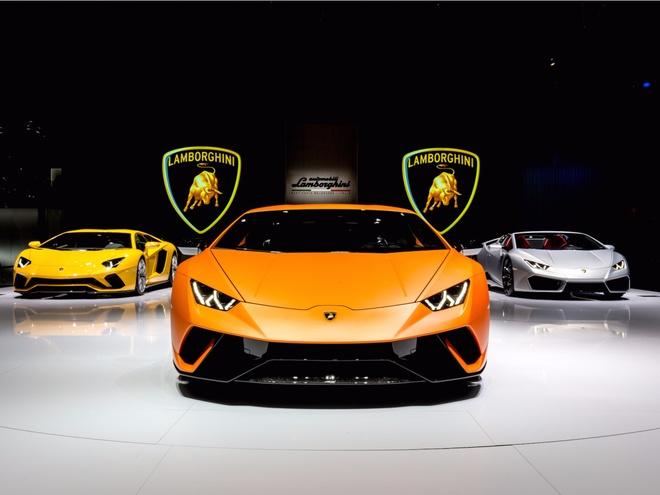 Thu thach fan sieu xe: Nhung bi mat ve thuong hieu Lamborghini hinh anh