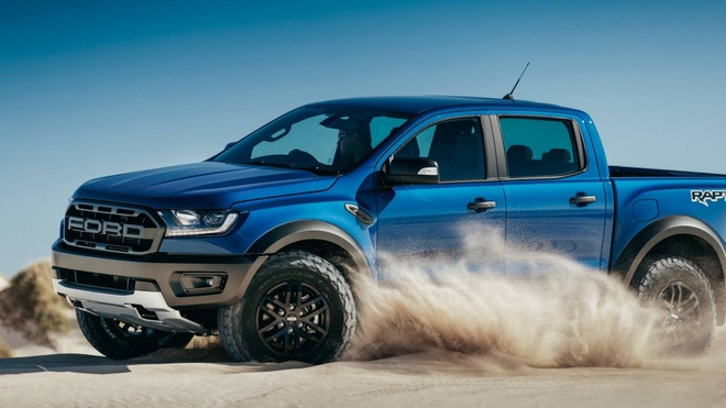 Ford Ranger Raptor se khong co phien ban so san hinh anh 1
