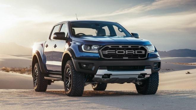 Ford Ranger Raptor se khong co phien ban so san hinh anh