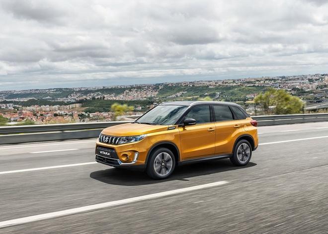 Suzuki Vitara 2019 duoc nang cap manh me anh 4