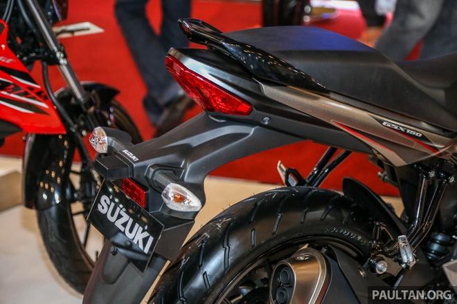 Suzuki GSX-150 Bandit ra mat anh 4