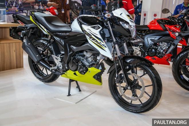 Suzuki GSX-150 Bandit con tay ra mat tai Indonesia hinh anh