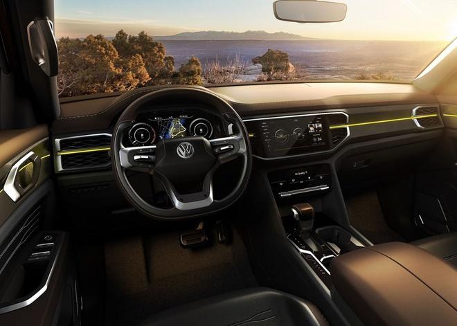 Xe ban tai Volkswagen doi thu cua Ford Ranger co the di vao san xuat hinh anh 8