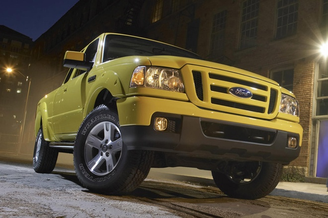 Ford thuong 1.000 USD moi chiec Ranger 2006 toi bao tri anh 2