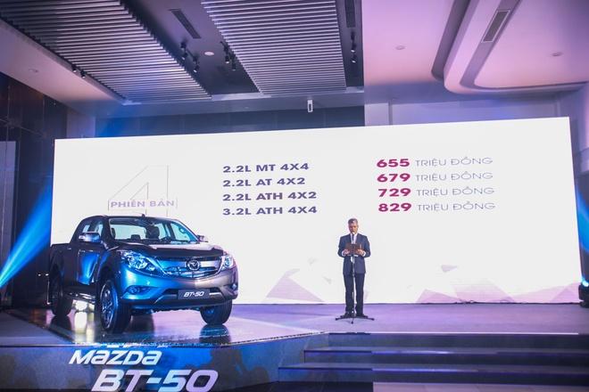 Mazda BT-50 huong thue nhap khau 0% ve VN voi nhieu nang cap moi hinh anh 11