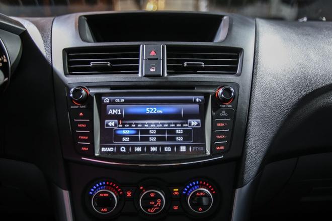 Mazda BT-50 huong thue nhap khau 0% ve VN voi nhieu nang cap moi hinh anh 10