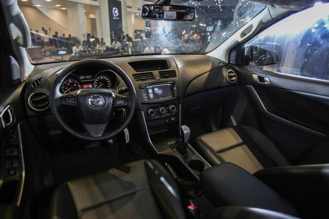 Mazda BT-50 huong thue nhap khau 0% ve VN voi nhieu nang cap moi hinh anh 9
