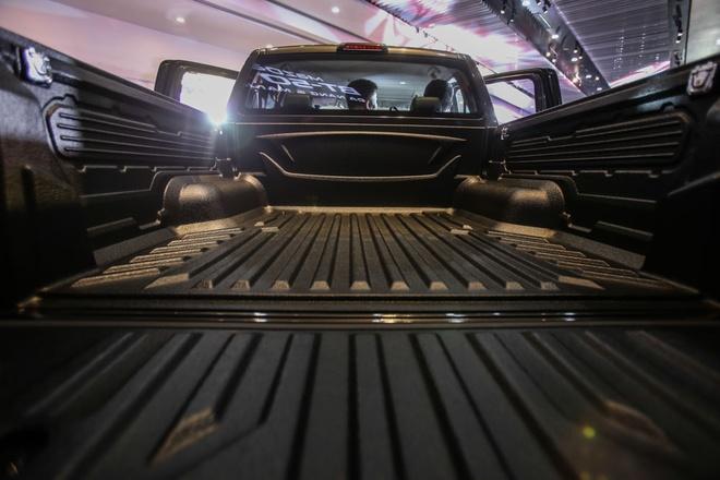 Mazda BT-50 huong thue nhap khau 0% ve VN voi nhieu nang cap moi hinh anh 7