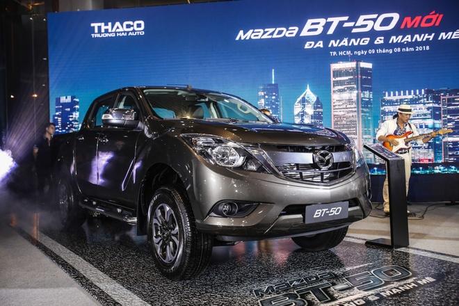Mazda BT-50 huong thue nhap khau 0% ve VN voi nhieu nang cap moi hinh anh 1