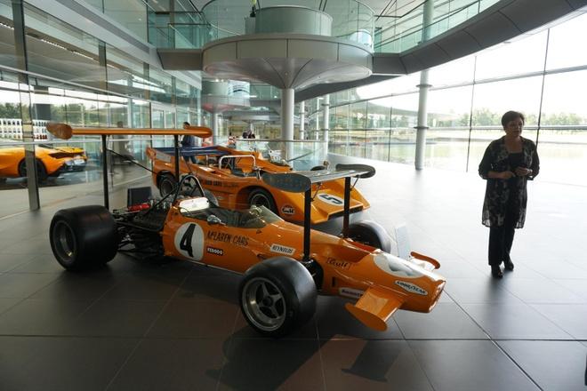 Kham pha Trung tam cong nghe cua McLaren hinh anh 7