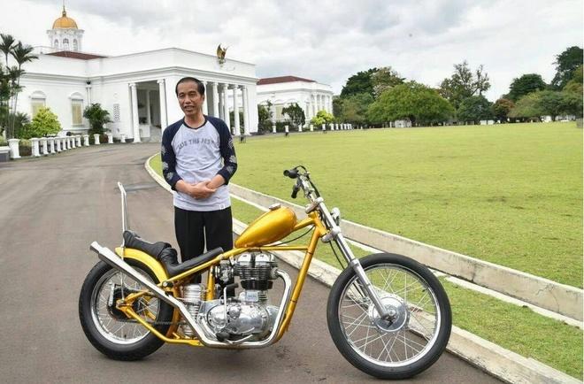 Niem dam me xe cua ong Trump va tong thong Nga, Indonesia hinh anh