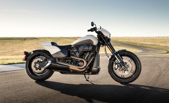 Harley-Davidson FXDR 114 2019 ra mat, nhanh nhat trong dong Softail hinh anh 1