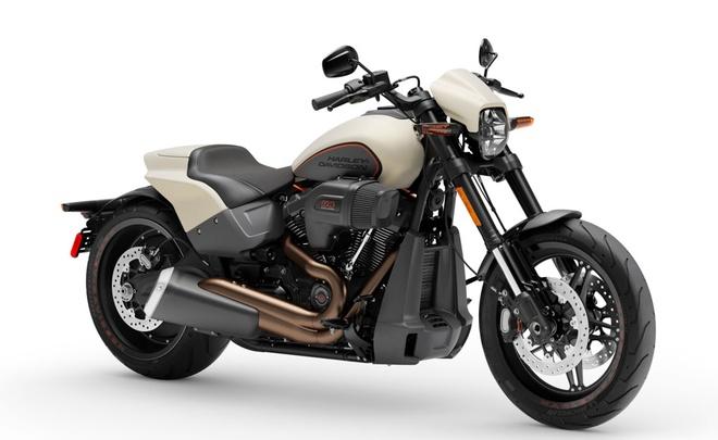 Harley-Davidson FXDR 114 2019 ra mat, nhanh nhat trong dong Softail hinh anh 2