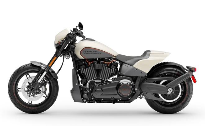 Harley-Davidson FXDR 114 2019 ra mat, nhanh nhat trong dong Softail hinh anh 10