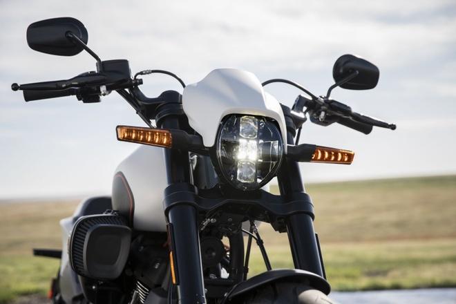 Harley-Davidson FXDR 114 2019 ra mat, nhanh nhat trong dong Softail hinh anh 9