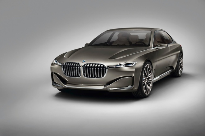 BMW he lo dong 9 Series, canh tranh voi Mercedes-Maybach hinh anh 1