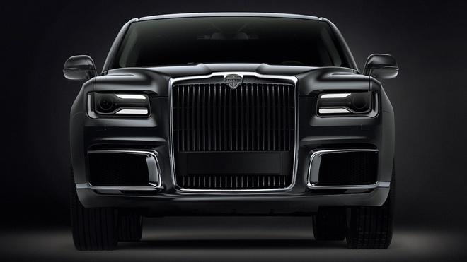 Xe của Tổng thống Putin ra bản thương mại giá 160.000 USD