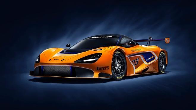 Sieu xe dua McLaren 720S GT3 lo dien, gia 564.000 USD hinh anh