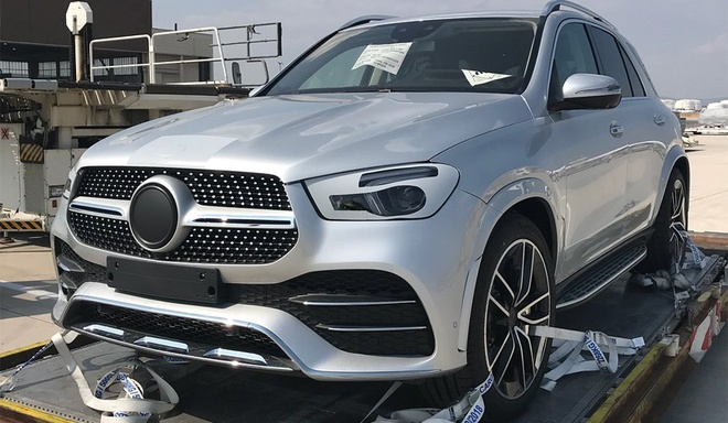 Mercedes-Benz GLE the he moi anh 2