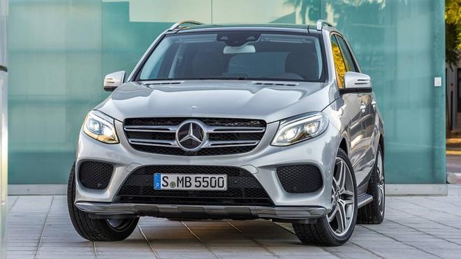 Mercedes-Benz GLE 2020 co gi khac ban tien nhiem? hinh anh