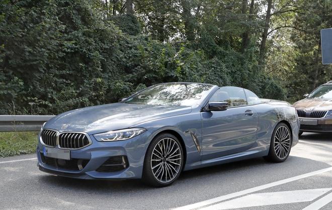 BMW 8-Series Convertible - vien dan bac cho ngay ra mat hinh anh