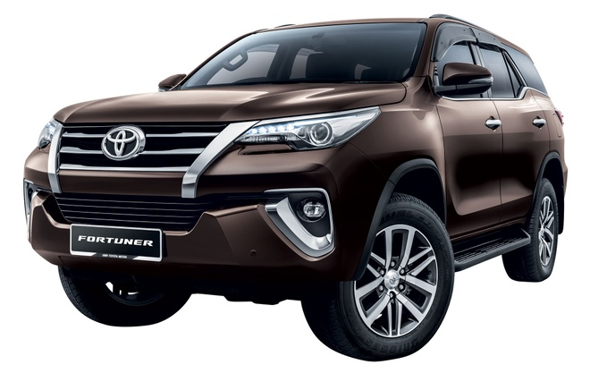 Toyota Fortuner, Innova va Hilux duoc nang cap tai Malaysia hinh anh