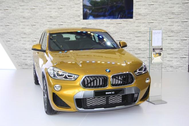 Chi tiet BMW X2 - doi thu Mercedes-Benz GLA tai Viet Nam hinh anh