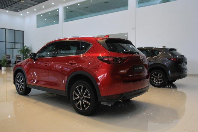 Mazda CX-5 them 3 mau moi o Viet Nam hinh anh 9