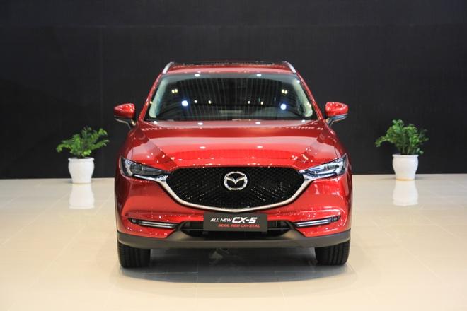 Mazda CX-5 them 3 mau moi o Viet Nam hinh anh 2