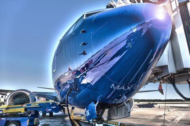 Mau may bay Boeing 737 vua roi cua Lion Air co gi dac biet? hinh anh 2