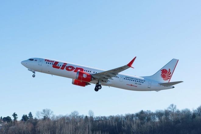 Mau may bay Boeing 737 vua roi cua Lion Air co gi dac biet? hinh anh