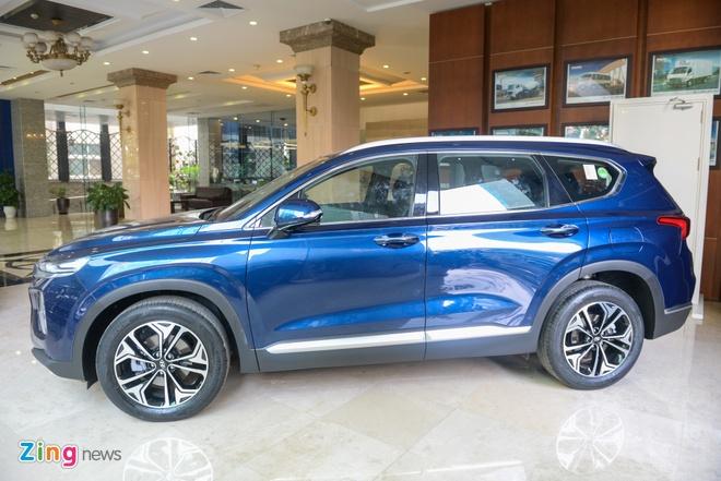 Hyundai SantaFe 2019 gia thap nhat 1,1 ty dong o Viet Nam hinh anh