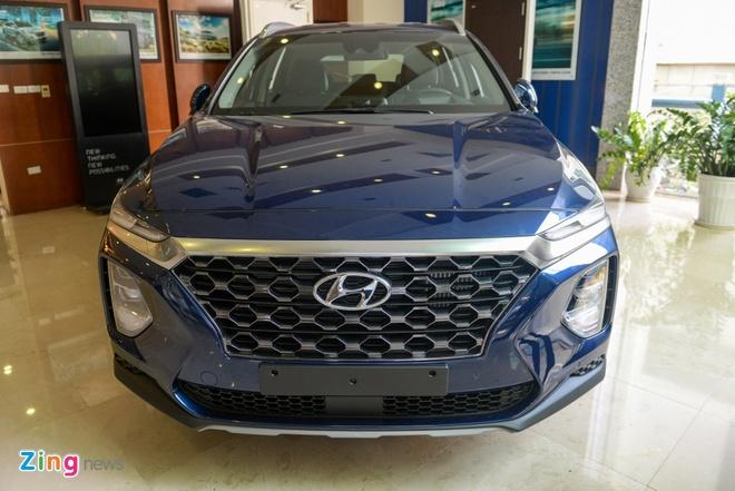 Hyundai SantaFe 2019 gia thap nhat 1,1 ty dong o Viet Nam hinh anh 2