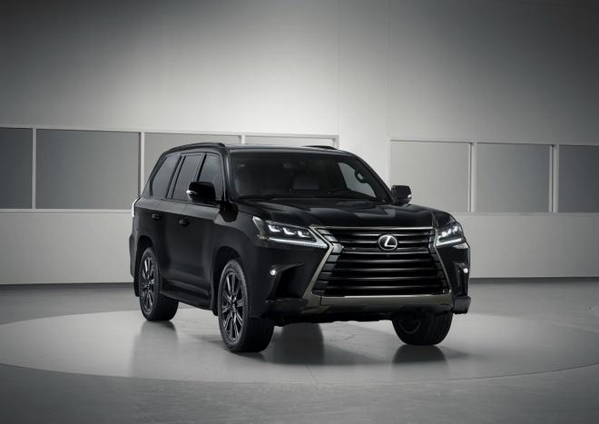Lexus LX Inspiration Series 2019 ra mat, gia hon 100.000 USD hinh anh