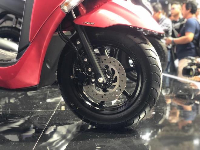 Xe tay ga Yamaha FreeGo 125 ra mat tai Indonesia hinh anh 3