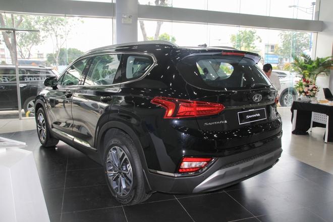 Hyundai SantaFe dau tien ve dai ly tai TP.HCM, cat nhieu trang bi hinh anh 9