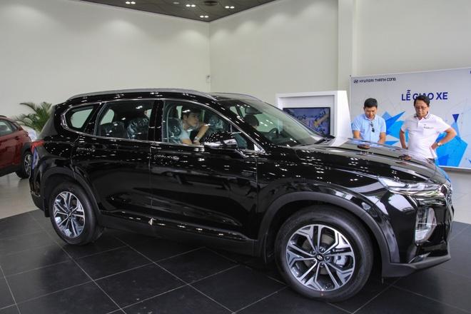 Hyundai khong cat trang bi SantaFe anh 3