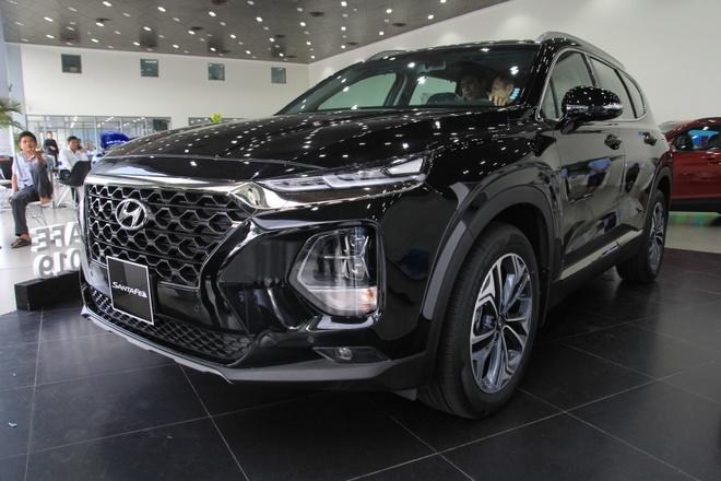 Nguoi dung phan ung cat xen SantaFe 2019, Hyundai Thanh Cong noi gi? hinh anh