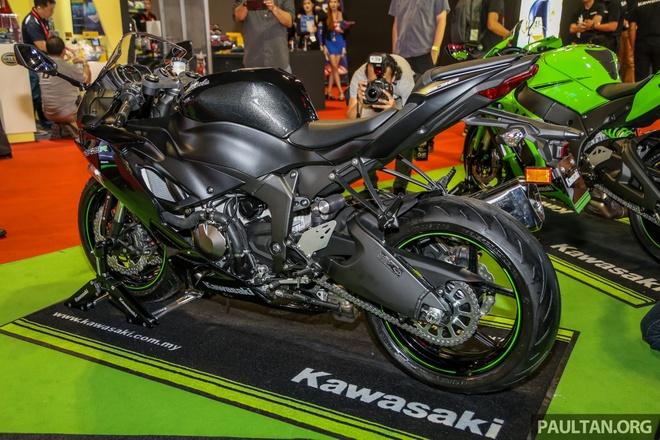 Kawasaki Ninja ZX-10RR va ZX-6R 2019 cap ben Dong Nam A hinh anh 8