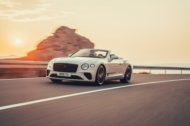 Bentley Continental GT Convertible the he moi chinh thuc lo dien hinh anh