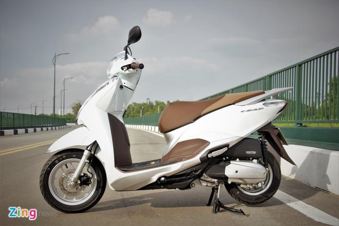 'Honda Lead tai Viet Nam khong bi loi day ga' hinh anh 1