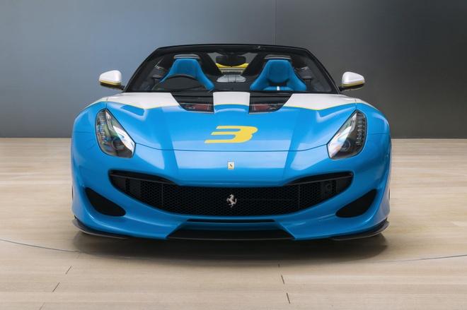 Sieu xe Ferrari SPCJ3 duy nhat tren the gioi lo dien hinh anh 2