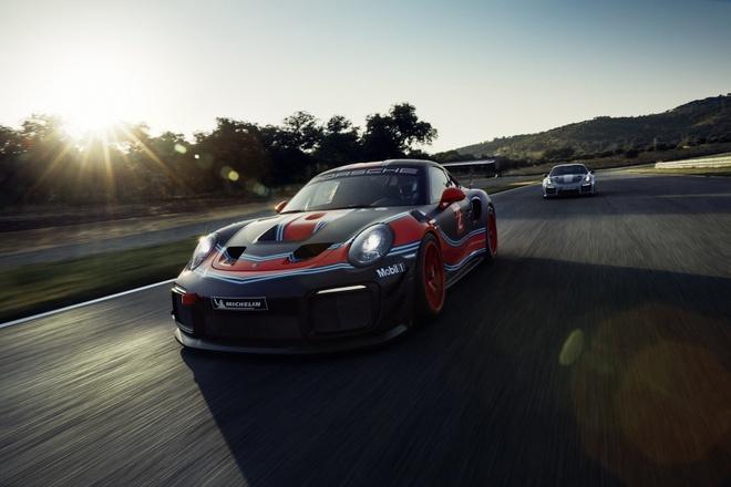 Porsche 911 GT2 RS ban duong dua gia gan nua trieu USD hinh anh 5
