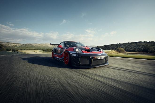 Porsche 911 GT2 RS ban duong dua gia gan nua trieu USD hinh anh 6