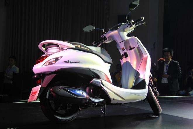 Yamaha Grande moi ra mat - cong nghe hybrid, gia duoi 50 trieu hinh anh 2